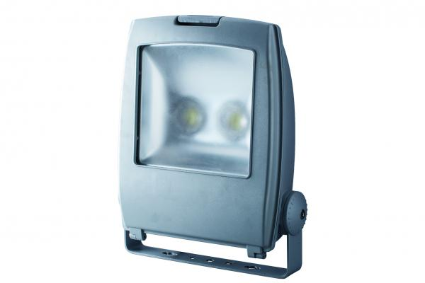 LED armatuur kl.I 230V 100W 2200K medium beam